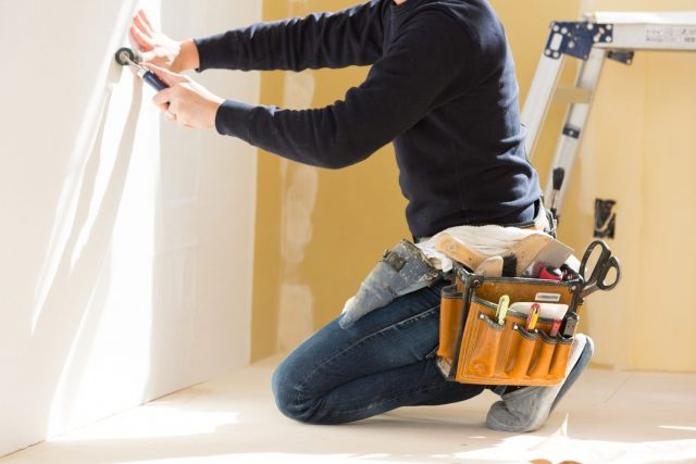 工事の着工