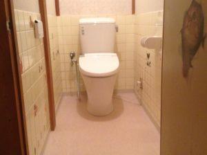 トイレ、リフォーム