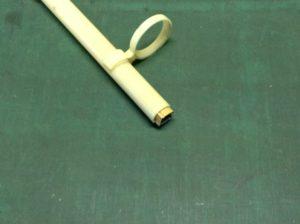 フロート管を加工
