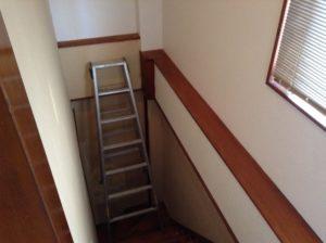 階段室リフォーム