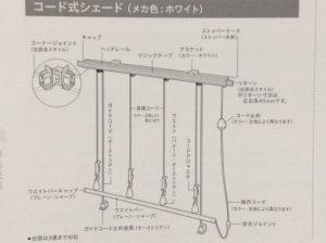 メカニックレールの構造