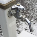 水道の凍結